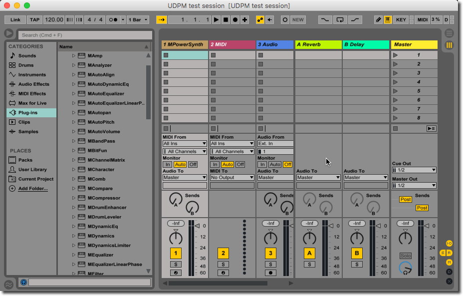 Ultimate DAW Plugin Manager for the OSX and Windows
