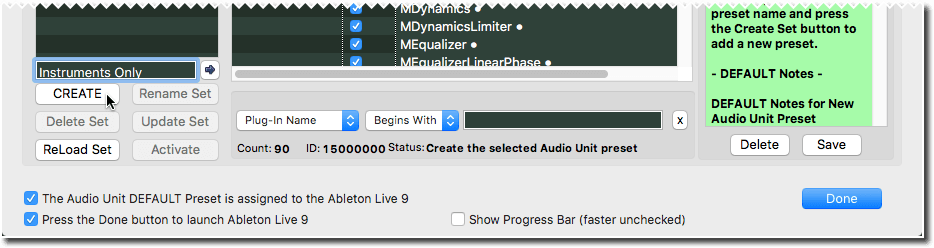 Ultimate DAW Plugin Manager for the OSX and Windows Platforms